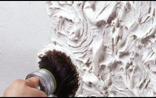 Декоративная шпаклевка стен своими руками