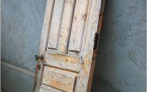 Как отреставрировать старую дверь своими руками