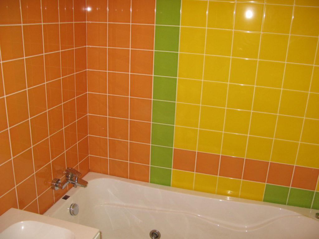 Недорогой ремонт в ванной комнате своими руками