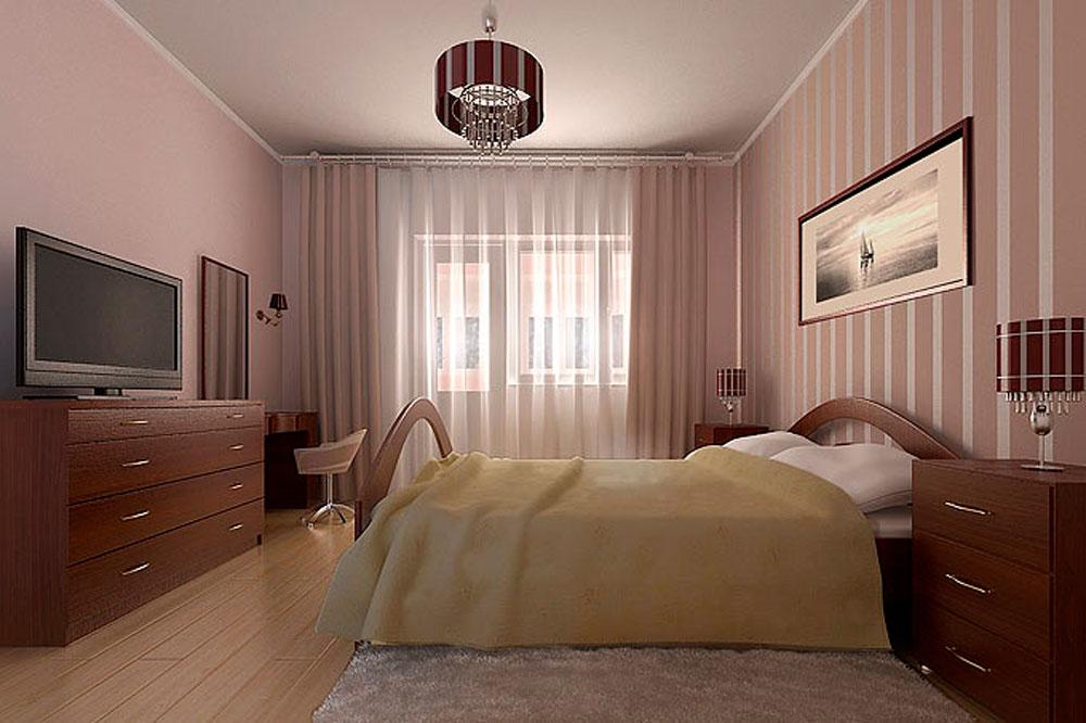 Как сделать ремонт в спальни своими руками