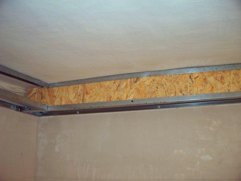 Как сделать короб из гипсокартона на потолке под натяжной потолок