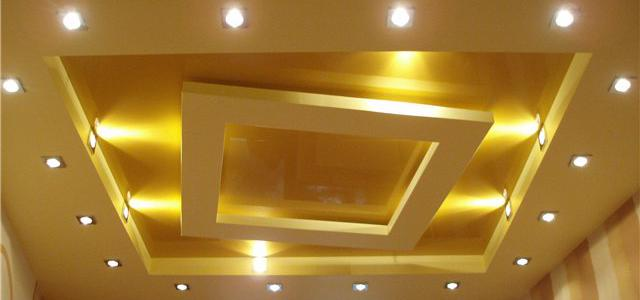 Какой потолок лучше натяжной или из гипсокартона
