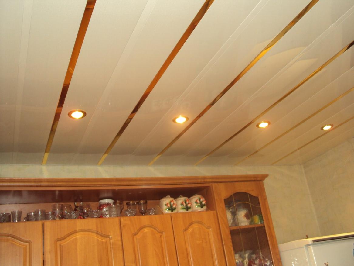 Подвесные потолки для кухни: монтаж своими руками 73