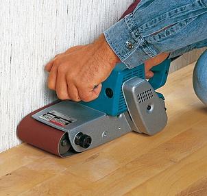 Ленточный инструмент для шлифовки