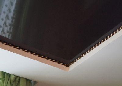 Красивый потолочный плинтус