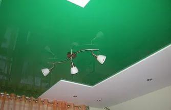 Натяжные потолки чем вредны для здоровья