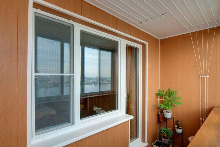 Отделка балкона панелями пвх своими руками пошаговая инструк.