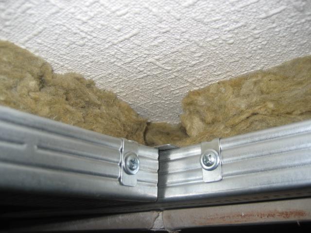 Советы для установки шумоизоляции под натяжной потолок